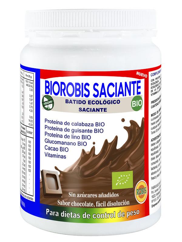BATIDO SACIANTE (ROBIS) 300g