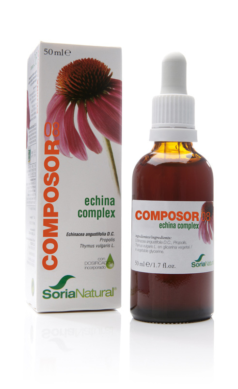 COMPOSOR 08 ECHINA COMPLEX 50 ML