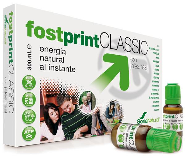 FOST PRINT CLASSIC FRUTAS DEL BOSQUE 20x15ml