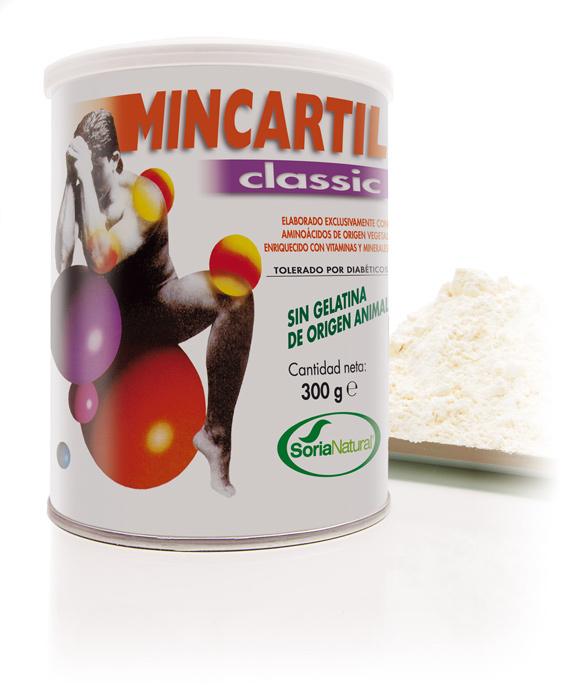 MINCARTIL CLASSIC BOTE 300 GR