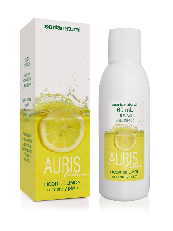 AURIS LEMON SORIA NATURAL en Biovegalia