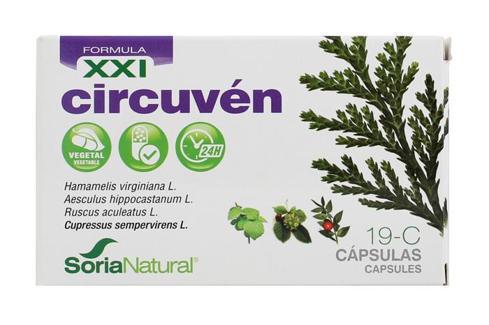19-C CIRCUVEN 30 CAPSULAS SORIA NATURAL en Biovegalia