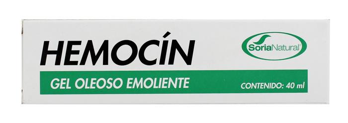 HEMOCIN 40 ML SORIA NATURAL en Biovegalia