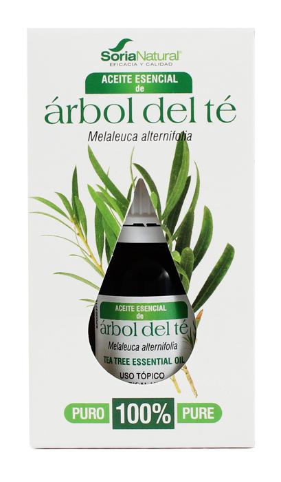 ACEITE ESENCIAL DE ARBOL DEL TE 15 ML SORIA NATURAL en Biovegalia