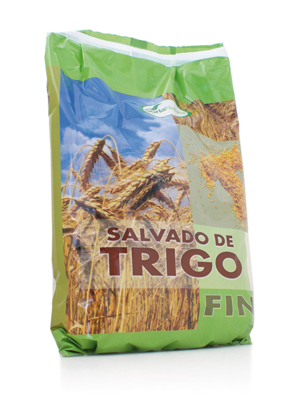 SALVADO DE TRIGO FINO 250 G SORIA NATURAL SORIA NATURAL en Biovegalia