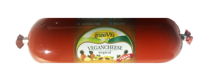 VEGANCHEESE  TROPICAL 200GR