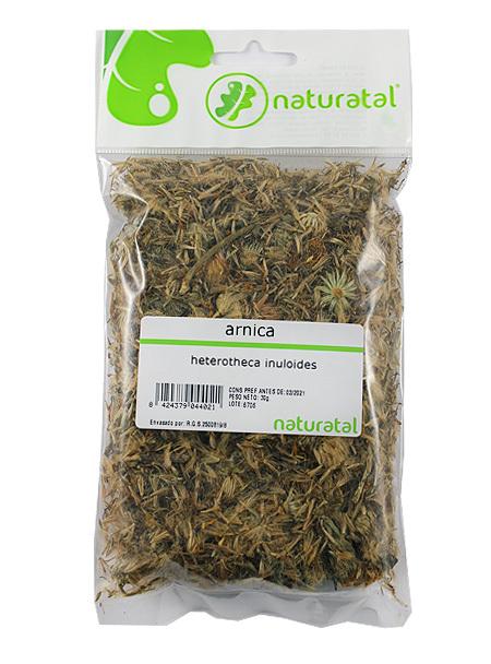 ARNICA (Heterotheca inuloides)  30GR
