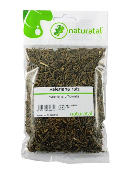 VALERIANA RAIZ (Valeriana officinalis)  100GR NATURATAL en Biovegalia