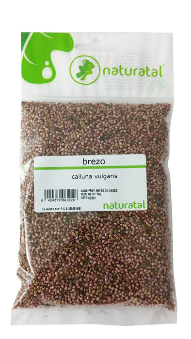 BREZO FLOR (Calluna vulgaris) 30GR