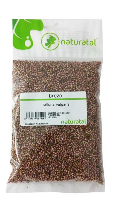 BREZO FLOR (Calluna vulgaris) 30GR NATURATAL en Biovegalia