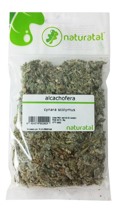 ALCACHOFERA (Cynara scolymus) 20GR NATURATAL en Biovegalia