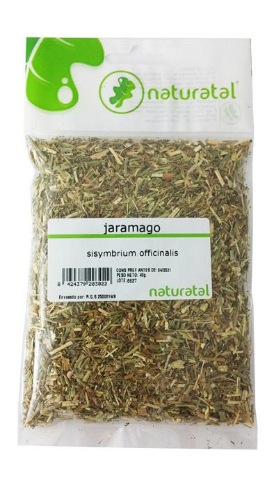 ERISIMO (JARAMAGO) (Sisymbrium officinale) 50GR NATURATAL en Biovegalia