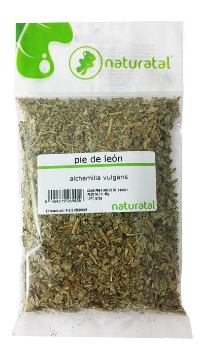 PIE DE LEON (Alchemilla vulgaris) 40GR NATURATAL en Biovegalia