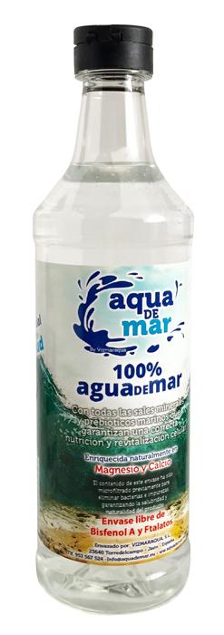 AGUA DE MAR 500 ML (15) AQUA DE MAR en Biovegalia