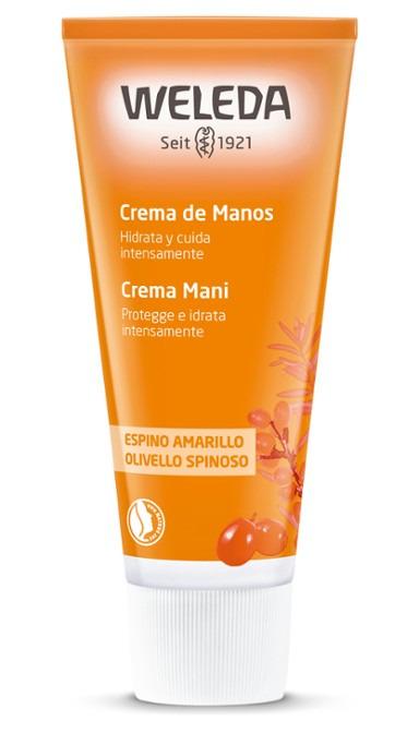 CREMA DE MANOS DE ESPINO AMARILLO 50ML
