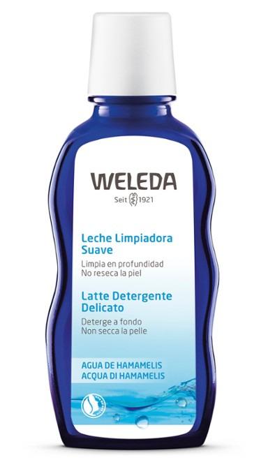 LECHE LIMPIADORA SUAVE 100 ML WELEDA en Biovegalia