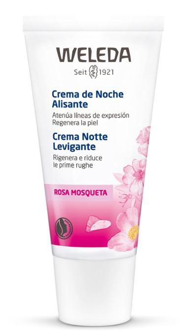 ROSA MOSQUETA CREMA DE NOCHE ALISANTE 30 ML