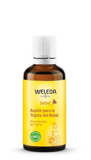 BB ACEITE PARA LA TRIPITA DEL BEBE 50 ML WELEDA en Biovegalia