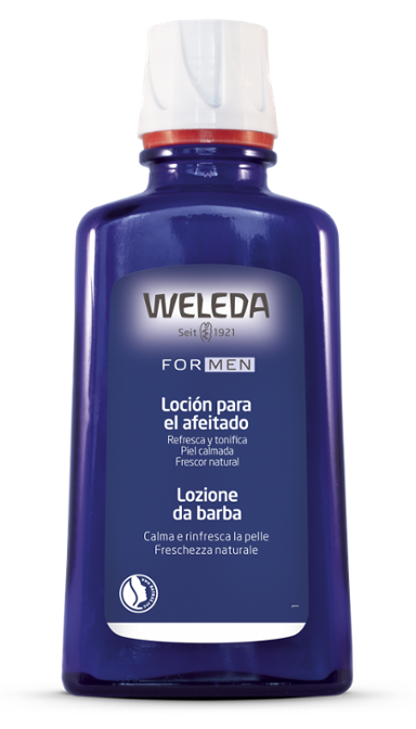 LOCION PARA EL AFEITADO (TONICO AFTER SHAVE) 100 ML