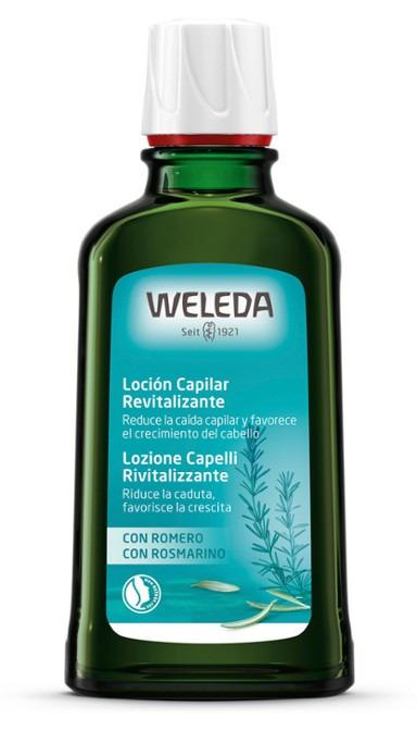 LOCION CAPILAR REVITALIZANTE CON ROMERO 100ML WELEDA en Biovegalia