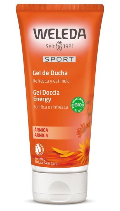 CREMA GEL DE DUCHA SPORT DE ARNICA 200ML