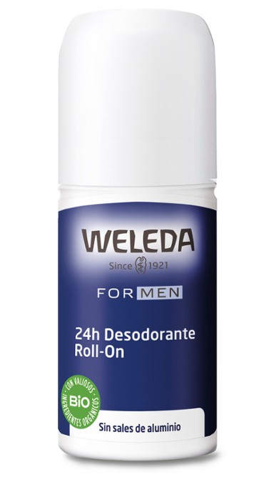 DESODORANTE ROLL-ON HOMBRE 50ML WELEDA en Biovegalia