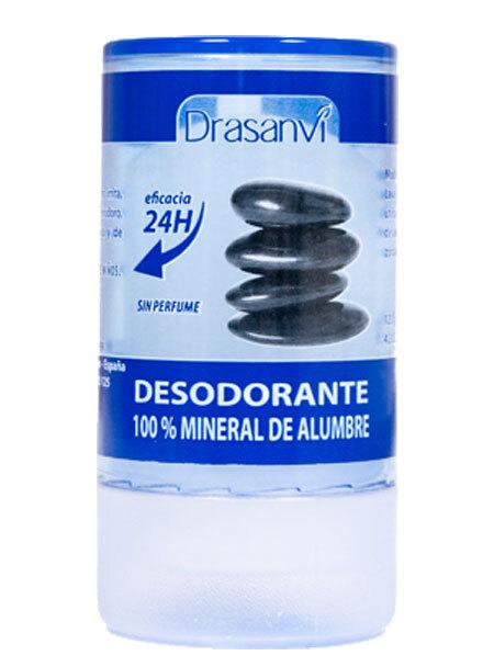 DESODORANTE MINERAL DE ALUMBRE DRASANVI en Biovegalia