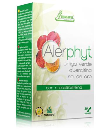 ALERPHYT 30 CAPS
