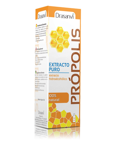 PROPOLIS EXT  HIDROALCOHOLICO 50ML