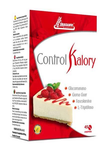CONTROL KALORY  45 COMP