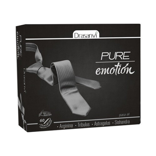 PURE EMOTION PARA HOMBRE 60CAPS
