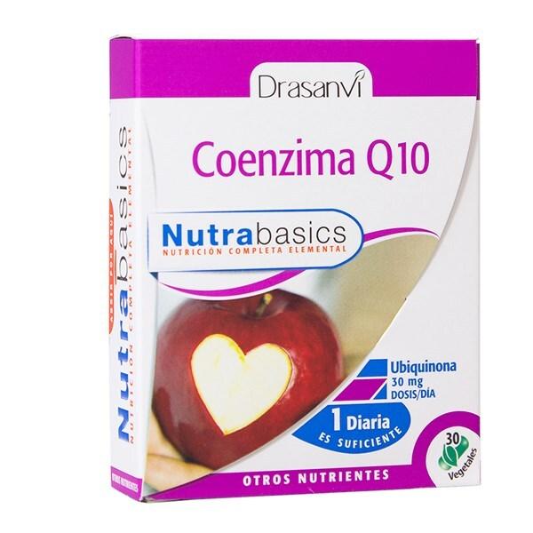 COENZIMA Q10 30CAPS DRASANVI en Biovegalia