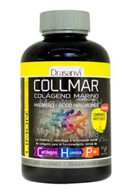 COLLMAR MAGNESIO LIMON MASTICABLE 180 COMP DRASANVI en Biovegalia