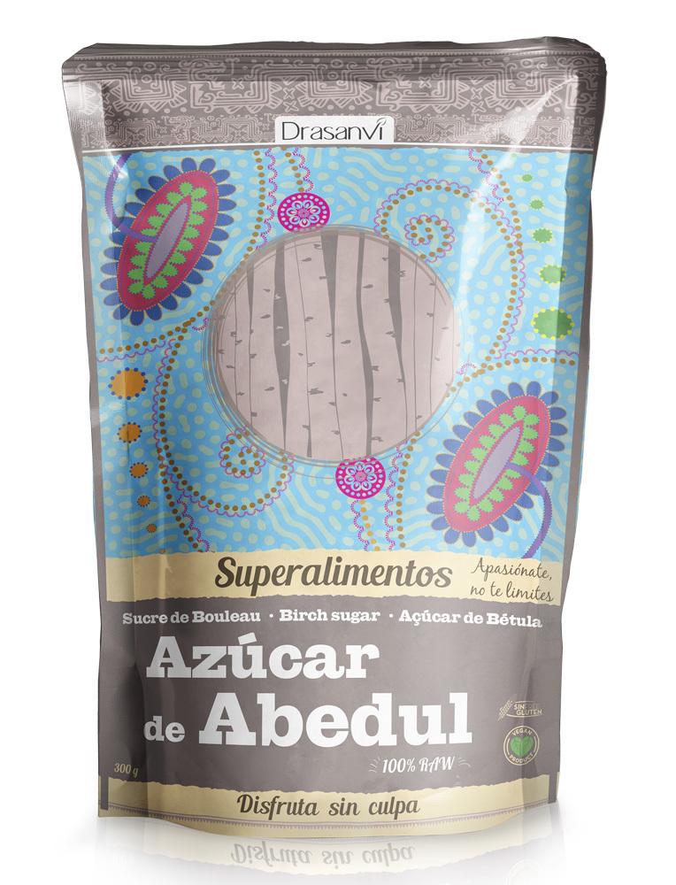 AZUCAR DE ABEDUL 300GR DRASANVI en Biovegalia