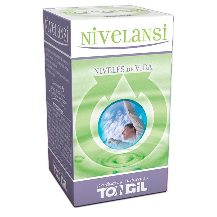 NIVELANSI TONGIL 40 CAPSULAS en Biovegalia
