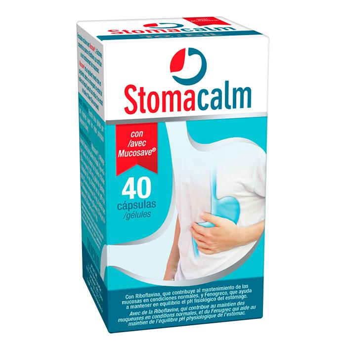 STOMACALM TONGIL 40 CAPSULAS en Biovegalia