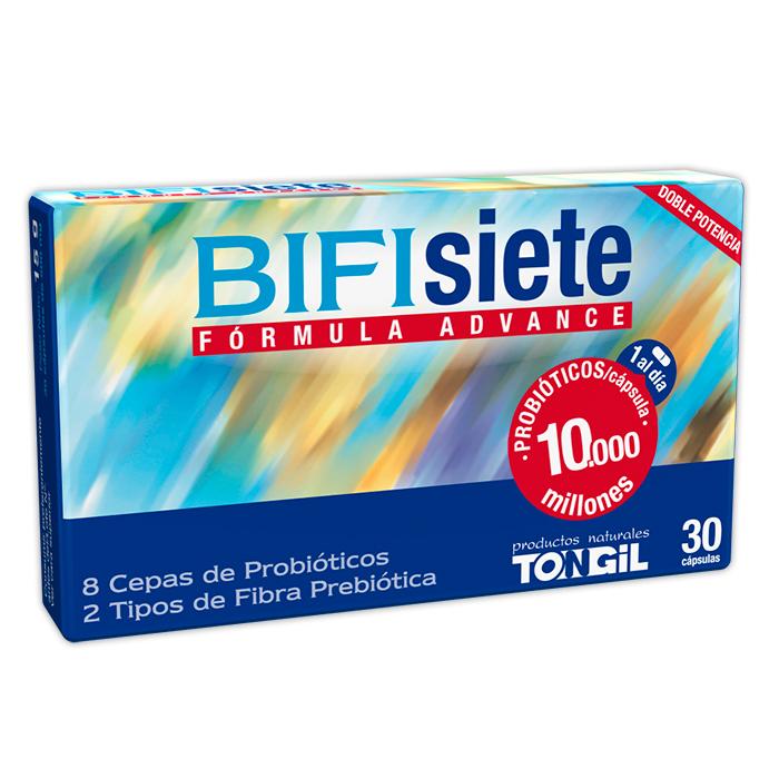 BIFISIETE TONGIL 30 CAPSULAS en Biovegalia