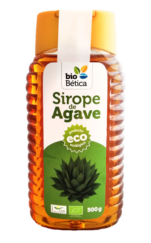 SIROPE DE AGAVE ECO 500GR