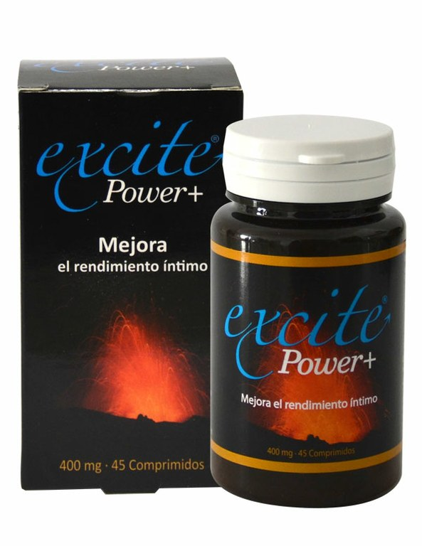 NE EXCITE POWER PLUS 400MG 45COMP NATURE ESSENTIAL en Biovegalia