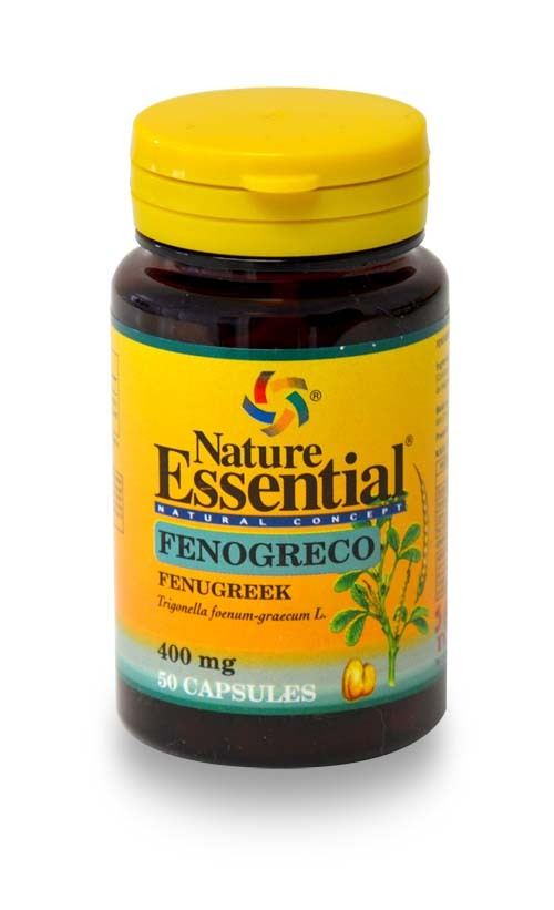 FENOGRECO 400 MG 50 CAPS NATURE ESSENTIAL en Biovegalia