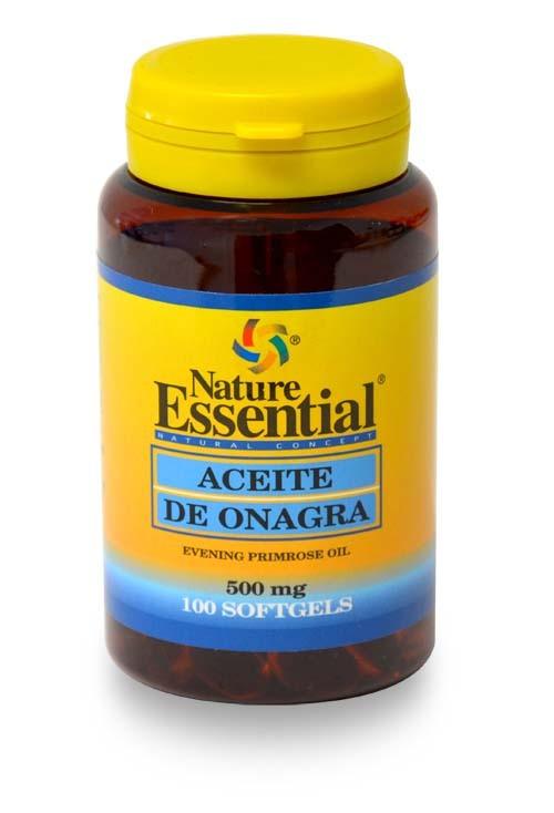 AC ONAGRA (10%GLA) 500MG 100PERL NATURE ESSENTIAL en Biovegalia