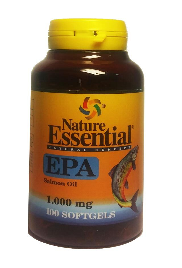 EPA (EPA 18% / DHA12%) 1000MG 100PERL NATURE ESSENTIAL en Biovegalia