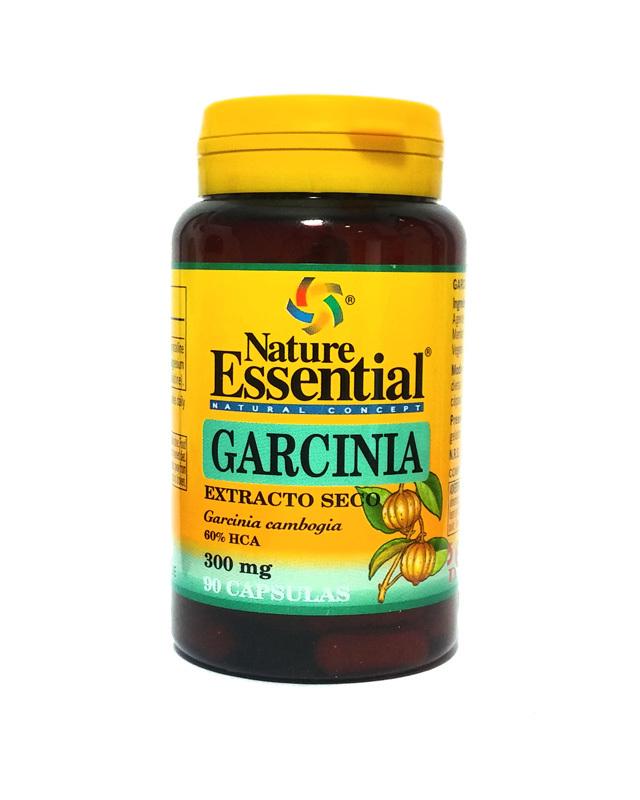 GARCINIA CAMBOGIA 300MG (EXT. SECO) 90 CAPS NATURE ESSENTIAL en Biovegalia