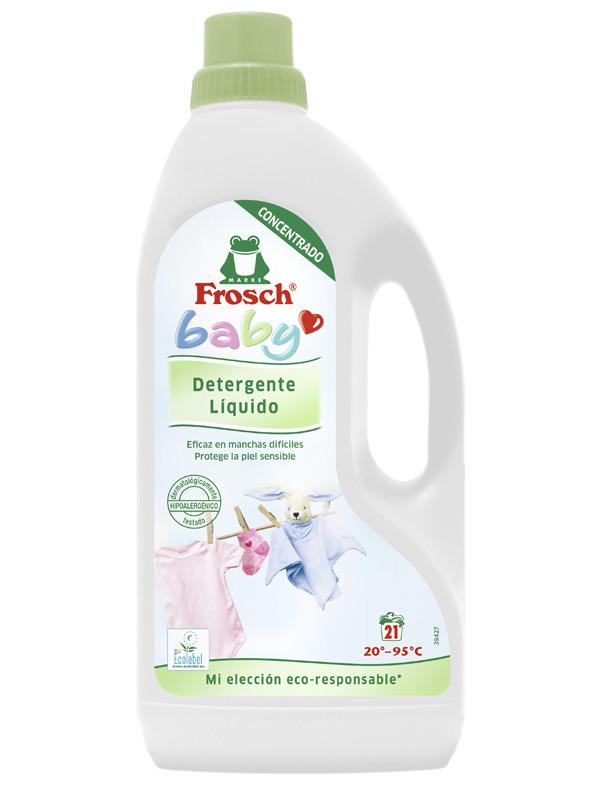 BABY DETERGENTE - FROSCH en Biovegalia.