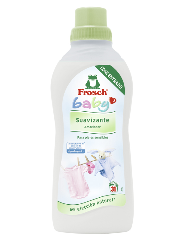 BABY SUAVIZANTE  - FROSCH en Biovegalia.