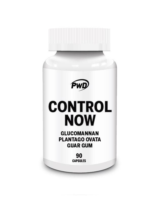 CONTROL NOW 60 CAPSULAS PWD NUTRITION en Biovegalia