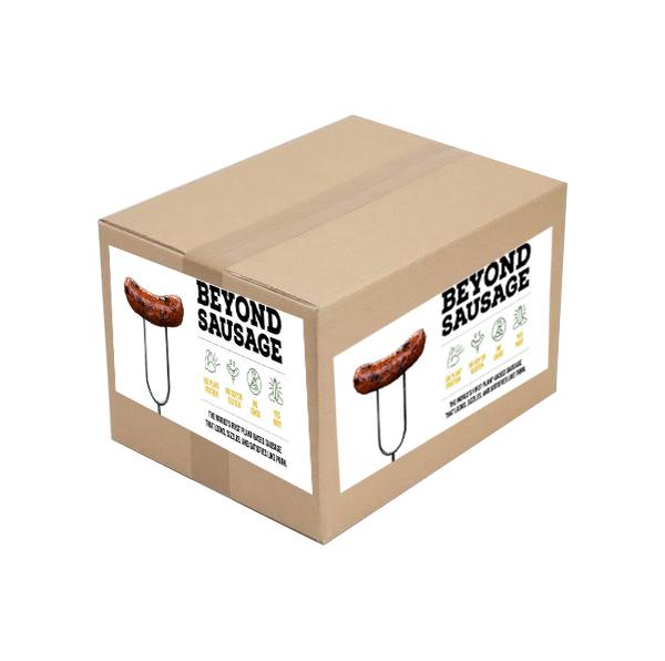 BEYOND SALCHICHAS 50 U. PARA HOSTELERIA BEYOND MEAT en Biovegalia
