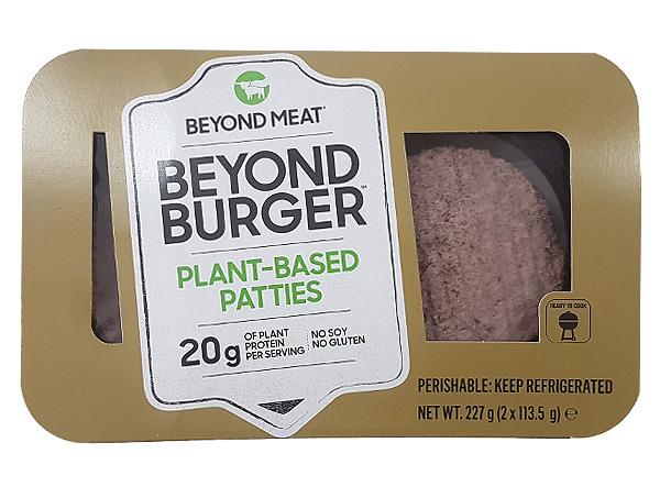 BEYOND BURGUER PACK 2 U. BEYOND MEAT en Biovegalia