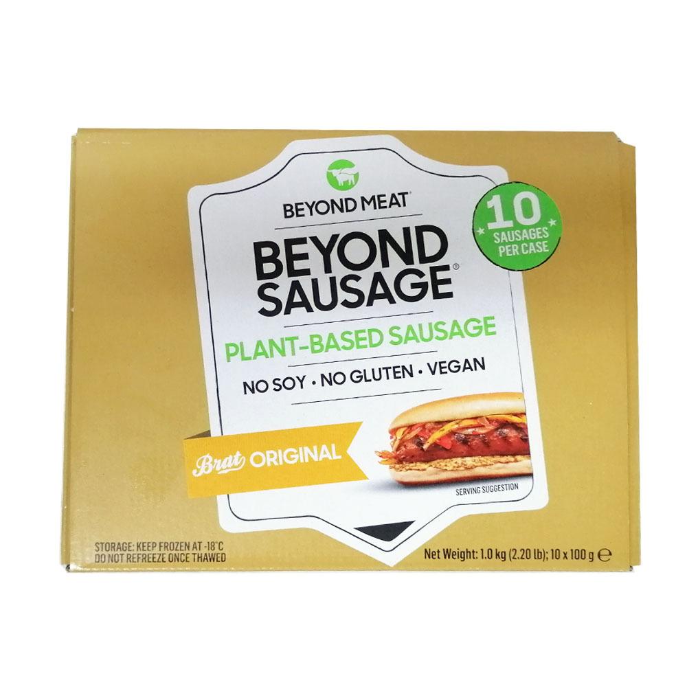 BEYOND SALCHICHAS 10 U. BEYOND MEAT en Biovegalia