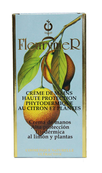 CREMA MANOS AL LIMON Y PLANTAS 80ML